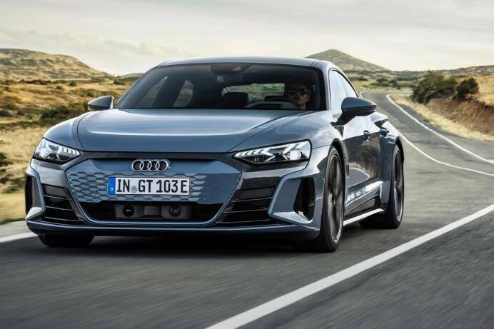 Audi Announces Digital Initiatives For Electric Vehicles