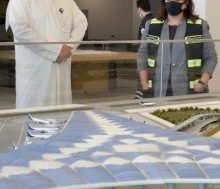 DGCA Chief, Minister visit new Kuwait Airport project