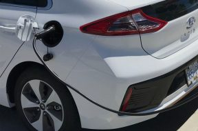 Delta charge coming for electric vehicle charging stations