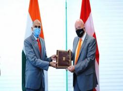 Denmark signs framework agreement on International Solar Alliance with India