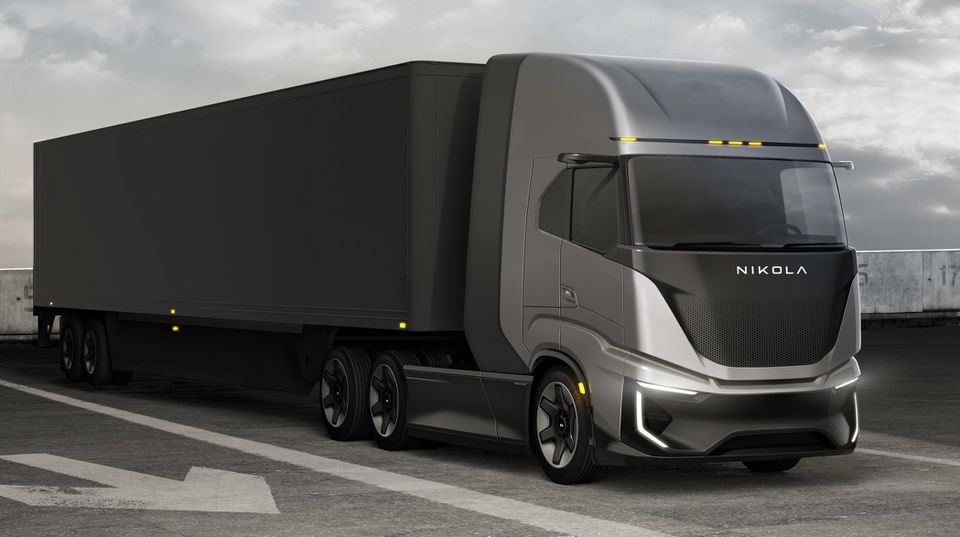 Electric Truckmaker Nikola Buys $50 Million Stake In Indiana Hydrogen Plant