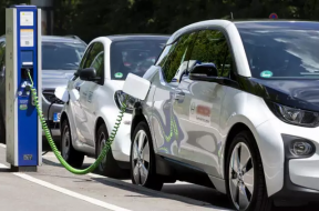 Electric car sales surge as Europe's climate targets bite