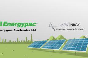 Energypac, MPWRNRGY to set up solar park, generate renewable energy
