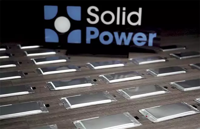 Ford-Backed Battery Maker Solid Power to Go Public Via $1.2 Billion SPAC Deal