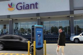 Giant Food plays part in Volta EV charging stations deployment