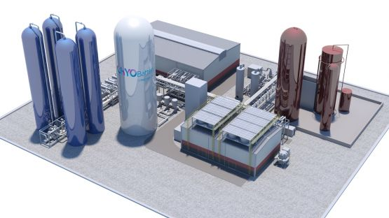 Highview Power Unveils Plan For First 500 MWh Liquid Air Storage Project in Latin America