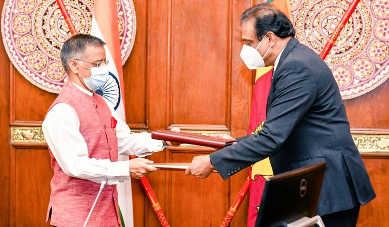India Extends $100 Million Line of Credit For Solar Energy Projects in Sri Lanka