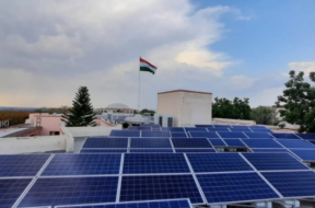 Indore Indian Institute of Management installs rooftop solar panels to promote sustainable development