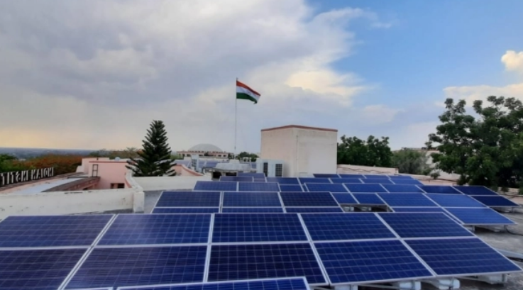 Indore: Indian Institute of Management Installs Rooftop Solar Panels to Promote Sustainable Development