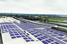 Japan's Sharp to install 5-MW rooftop solar array in Thailand