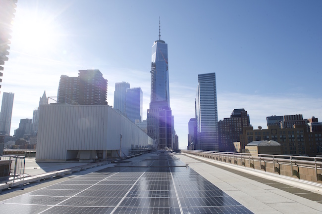 Manhattan Solar Partners, LLC to Build The Largest Renewable Powered Cryptocurrency Mining Data Center in the United States