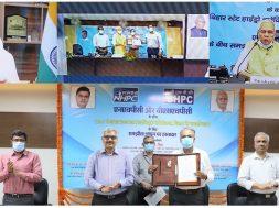 NHPC signs Memorandum of Understanding with Bihar State Hydroelectric Power Corporation (BSHPC) for Implementation of 130.1 MW Dagmara HE Project
