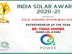 O2 Power Award