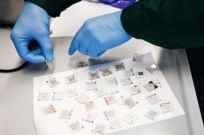 Outstanding organic solar cells' performance achieved by using new technology