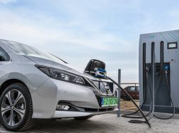 Poland expands electric vehicle charging network