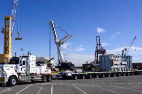 Qube installs Australia's largest solar farm