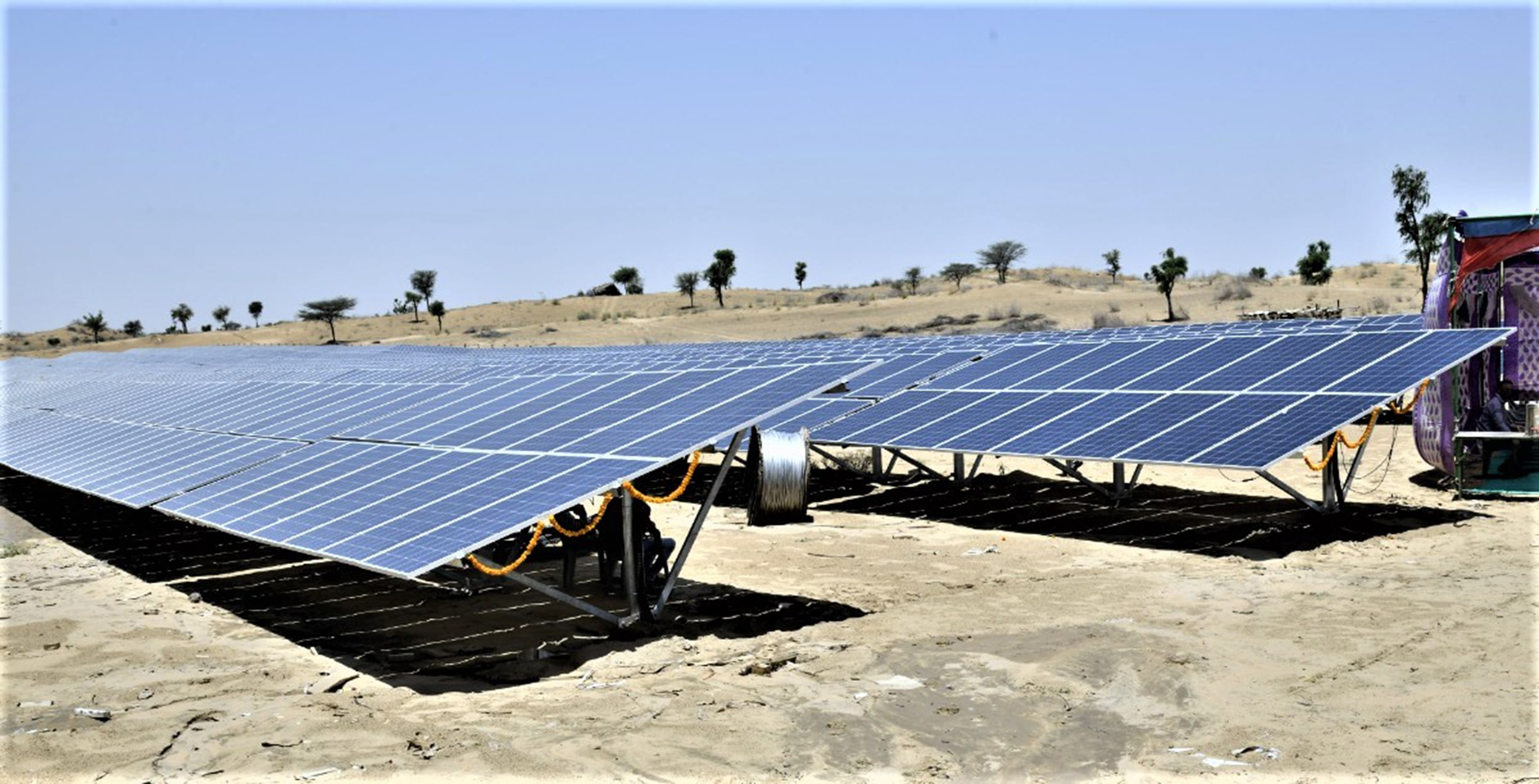 SunAlpha Successfully Commissions Largest Solar Plant in Rajasthan Under PM – KUSUM Scheme