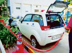 Scheme to boost electric vehicle sales fails to take off