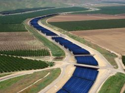 Solar canals could save water, create renewable energy, fight climate change