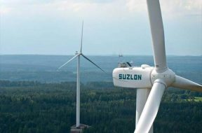 Suzlon Energy Loss Narrows to Rs 54 Cr in March Quarter