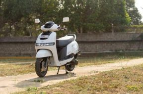 TVS signs MoU with CESL for EV charging station network in India