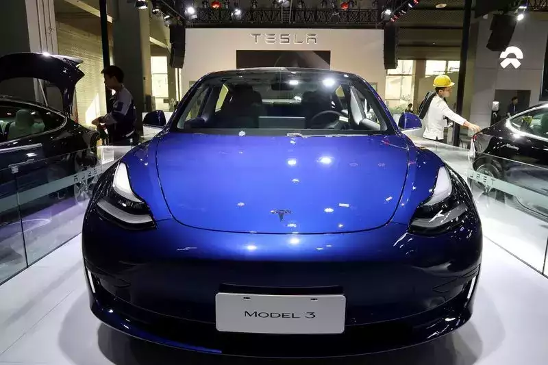 Tesla's China-Made Vehicle Sales Surge 29% in May – Auto Association