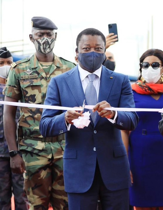 President Faure Gnassingbé Inaugurates 50 MWp Solar Power Plant Commissioned by Jakson in Togo