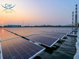 WBPDCL floating solar plant