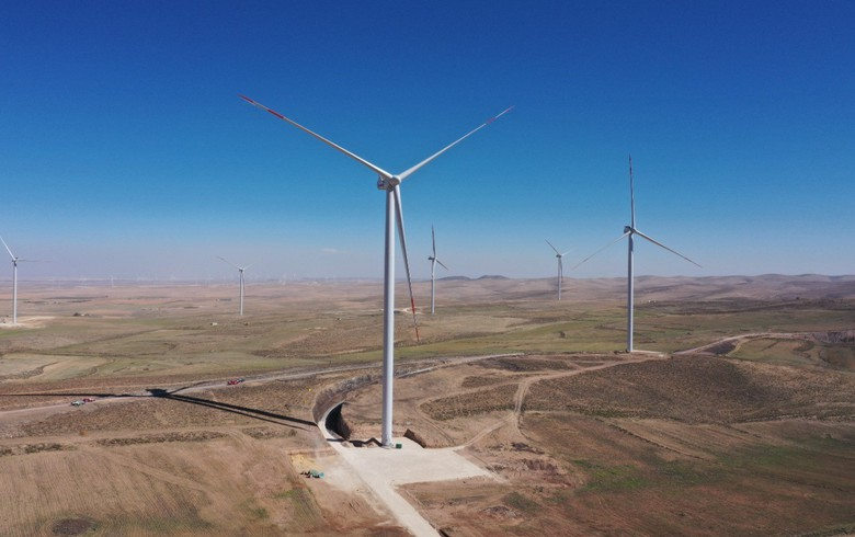 AMEA Power, Xenel Commission 52-MW Wind Park in Jordan