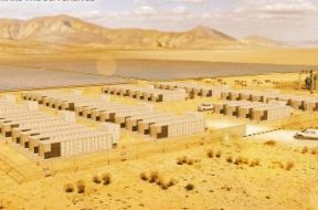 Colombia's first-ever battery storage tender won by Canadian Solar