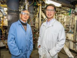 Creating carbon-negative 'green' hydrogen to fuel our world
