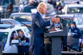 Here's How Joe Biden Is Planning To Install 500,000 EV Charging Stations In The US