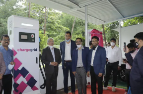 India's Largest Public Electric Vehicle Charging Station Inaugurated in Navi Mumbai, Gets 21 Chargers