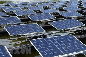 Laos to build world's largest hybrid floating solar power plant