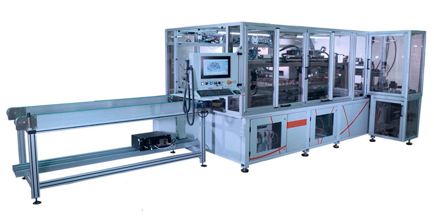 Mondragon Assembly Launches Its New Automatic Bussing Machine
