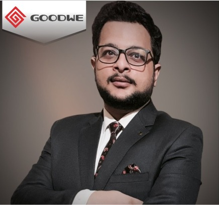 EQ In Exclusive Conversation With Mr. Vipin Bhardwaj, Sales Manager – India – GoodWe