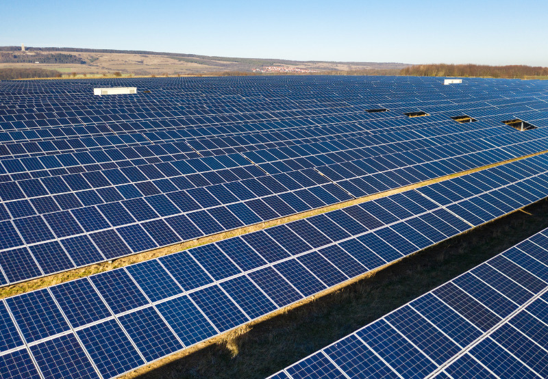 NTPC Wins Auction of 450 MW of Solar Projects in Madhya Pradesh