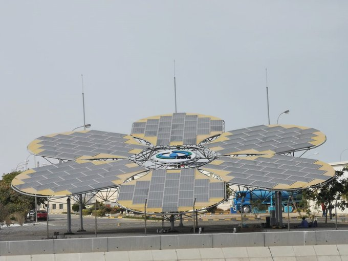 Oman Completes Work on 36 KW Solar-Powered Electric Plant