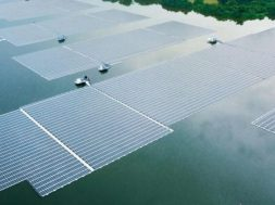 One Of The World's Largest Floating Solar Farms Is Unveiled In Singapore