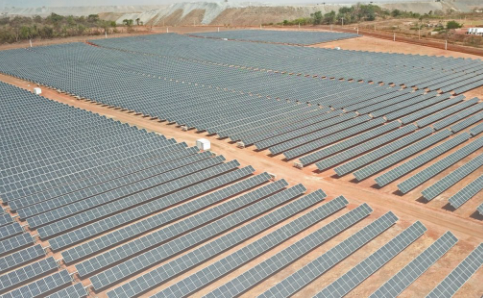 Solar's Growing Role in Decarbonising Off-Grid Mines