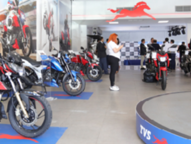 TVS Motor Company to Invest Rs 1,000 Crore in Electric Vehicles