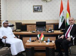 UAE eyes solar-generated electricity investment in Kurdistan Region