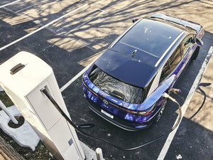 Volkswagen Battery Electric Vehicle Deliveries Nearly Triple in H1