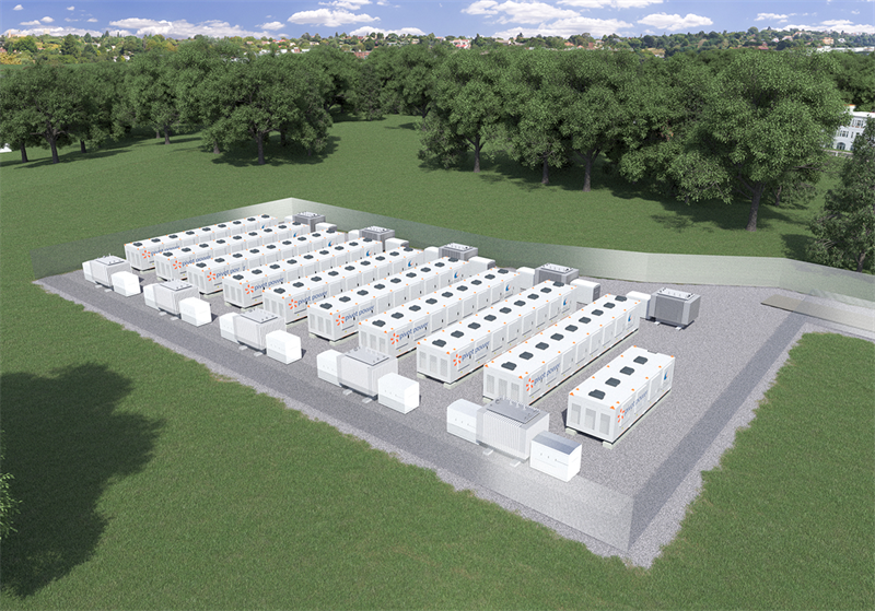 Wartsila Wins ESS Deal From Pivot Power For Two Projects in England