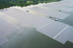 World's Largest Floating Solar Farm Proposed For Indonesia