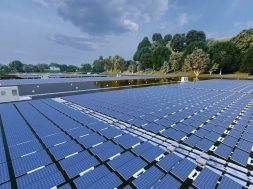 Abu Dhabi's Masdar starts construction at Indonesia's first floating solar power plant