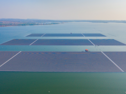 DNV supports floating solar project offshore Java