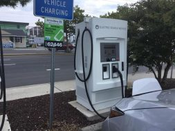 Electric vehicle charging station coming soon to Bethany Beach