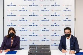 Emerson Implements Major Green Energy Project in the Middle East with SirajPower