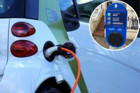Project to allow electric vehicle users to pre-book charging bays in Brighton